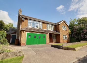 Thumbnail 4 bed detached house for sale in Upperthorpe Road, Westwoodside, Doncaster