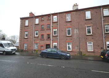 Thumbnail 2 bed flat for sale in Dumbarton Road, Bowling, West Dunbartonshire