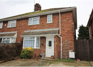 Thumbnail 3 bed end terrace house for sale in The Drive, Rochford