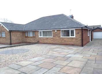 Thumbnail 3 bed bungalow for sale in Oban Crescent, Ribbleton, Preston