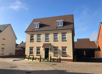 Thumbnail 5 bed detached house for sale in Hawthorn Close, Honeybourne