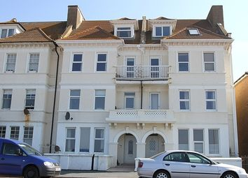 Thumbnail 1 bed flat to rent in Esplanade, Seaford