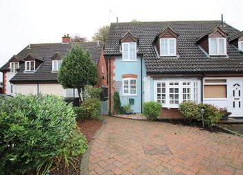 Thumbnail Semi-detached house to rent in Rectory Gardens, Hingham, Hingham