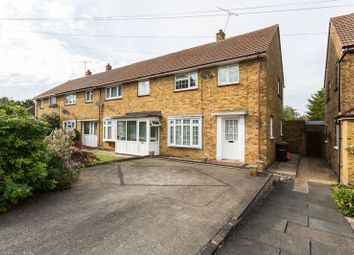 Thumbnail 3 bedroom semi-detached house to rent in Flemming Crescent, Leigh-On-Sea