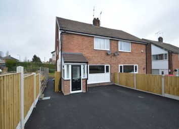 Thumbnail 3 bed semi-detached house for sale in Whitaker Avenue, Eccleshill, Bradford