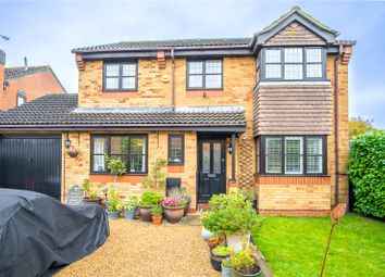 Thumbnail 5 bed detached house for sale in Chatsworth Close, Bishop's Stortford