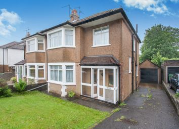 Thumbnail 3 bedroom semi-detached house for sale in Coryton Rise, Cardiff