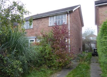 Thumbnail 4 bedroom detached house for sale in Staindale Close, Rawcliffe, York