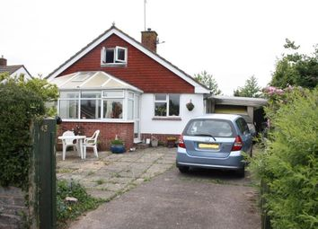 Thumbnail 4 bed detached bungalow for sale in Oak Close, Ottery St. Mary