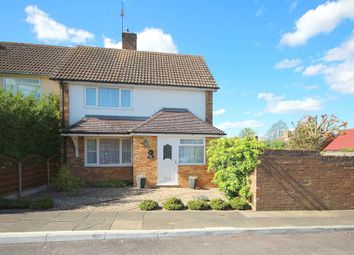Thumbnail 3 bedroom semi-detached house for sale in Sacombe Road, Hemel Hempstead