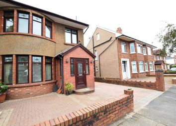 Thumbnail 4 bed semi-detached house for sale in St Malo Road, Heath, Cardiff