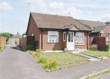 Thumbnail 2 bedroom bungalow for sale in Trinity Close, Kesgrave, Ipswich