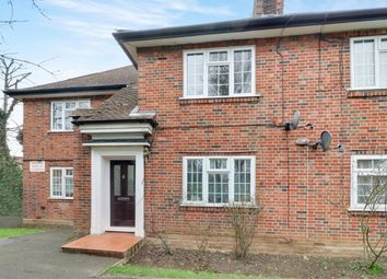Thumbnail 2 bed flat for sale in Gooseacre Lane, Kenton, Greater London