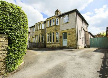 Thumbnail 4 bed semi-detached house for sale in Glen View Road, Burnley, Lancashire