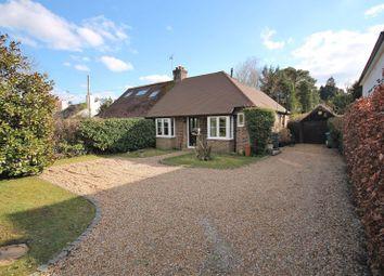 Pulborough Road, Storrington, Pulborough RH20. 2 bed semi-detached bungalow for sale