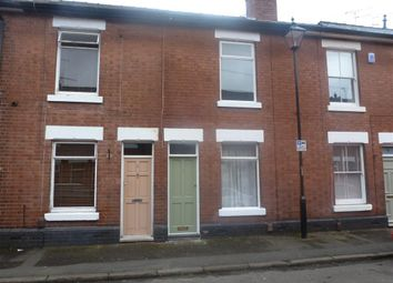 Thumbnail 2 bed property to rent in Camp Street, Derby