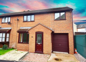 Thumbnail 4 bed semi-detached house for sale in Mill Lane, Pinxton, Nottingham