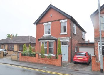 Thumbnail 4 bed detached house for sale in Princes Road, Penkhull, Stoke On Trent, Staffordshire