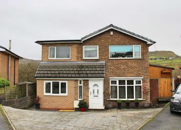Thumbnail 5 bed detached house for sale in New Barn Close, Helmshore, Rossendale