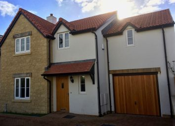 Thumbnail 4 bed detached house for sale in Quab Lane, Wedmore