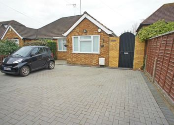 Thumbnail 2 bed bungalow for sale in Sewardstone, Sewardstone Road, London