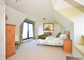 Thumbnail 6 bed detached house for sale in Stroud Wood Road, Havenstreet, Isle Of Wight