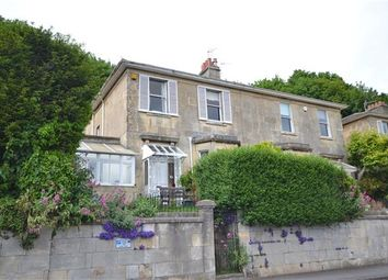 Thumbnail 3 bed end terrace house to rent in Stanley Villas, Camden Road, Bath