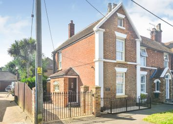 Thumbnail 3 bed end terrace house for sale in Fairfield Road, New Romney