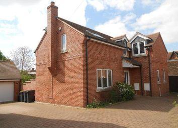 Thumbnail 4 bed detached house for sale in Chapel Close, Goldington, Bedford