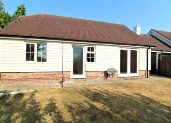 Thumbnail 2 bedroom detached bungalow for sale in Bergholt Road, Colchester
