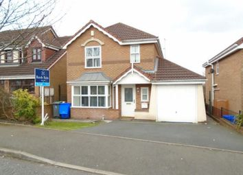 Thumbnail 4 bed detached house to rent in Spitfire Way, Tunstall, Stoke-On-Trent