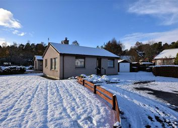 Thumbnail 2 bed detached bungalow for sale in Crannich Park, Carrbridge