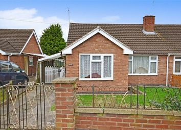Thumbnail 2 bed semi-detached bungalow for sale in Linaker Road, Willenhall, Coventry, West Midlands