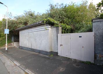 Thumbnail Land for sale in Wolseley Road, Plymouth, Devon