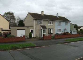 Thumbnail 3 bed semi-detached house to rent in King Alfred Drive, Didcot