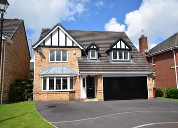 Thumbnail 4 bed detached house for sale in Victoria Close, Whalley