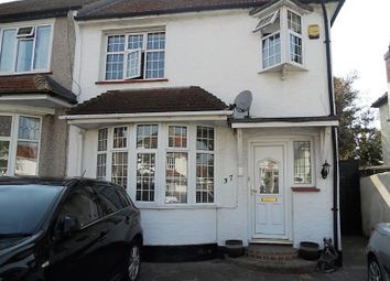 Thumbnail 3 bed semi-detached house for sale in Edinburgh Avenue, Leigh-On-Sea, Essex