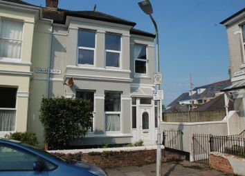 Thumbnail 5 bed end terrace house to rent in College View, Mutley, Plymouth