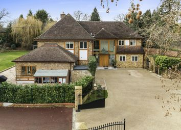 Thumbnail 6 bedroom detached house for sale in Ashley Park Avenue, Walton-On-Thames