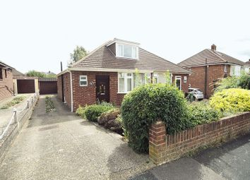 Thumbnail 2 bed semi-detached house for sale in Dore Avenue, Portchester, Fareham