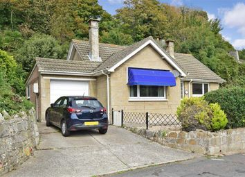 Thumbnail 2 bed detached bungalow for sale in Castle Close, Ventnor, Isle Of Wight