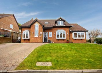 Thumbnail 3 bed detached house for sale in Hillside Close, Blackhall Colliery, Hartlepool, Durham