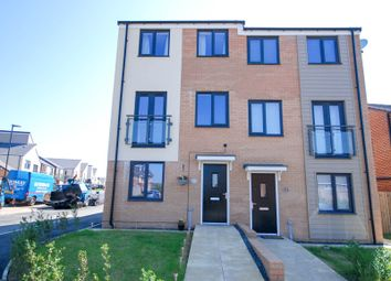 Thumbnail 3 bedroom town house for sale in Osprey Walk, Great Park, Gosforth