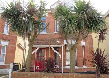 Thumbnail Flat to rent in Iris Road, Winton, Bournemouth