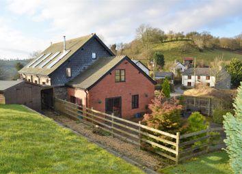 Thumbnail 5 bed detached house for sale in Bwlch-Y-Ddar, Llangedwyn, Oswestry