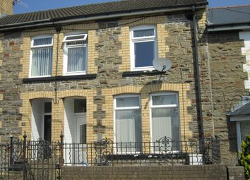 Thumbnail 2 bed terraced house for sale in Upper Wood Street, Bargoed