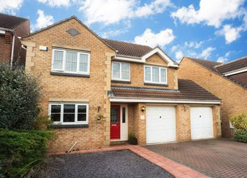 Thumbnail 4 bedroom detached house for sale in Manston Way, Worksop