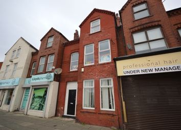 Thumbnail 1 bedroom flat for sale in Knowsley Road, Bootle