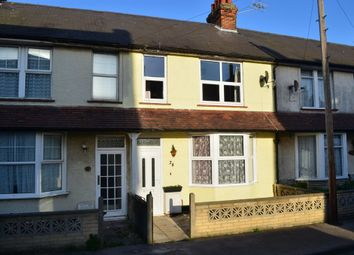Thumbnail 4 bedroom terraced house for sale in Russell Road, Felixstowe