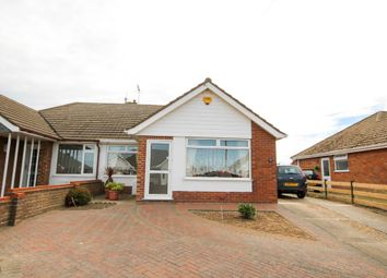 Thumbnail 2 bed semi-detached bungalow for sale in Dorothy Avenue, Bradwell, Great Yarmouth